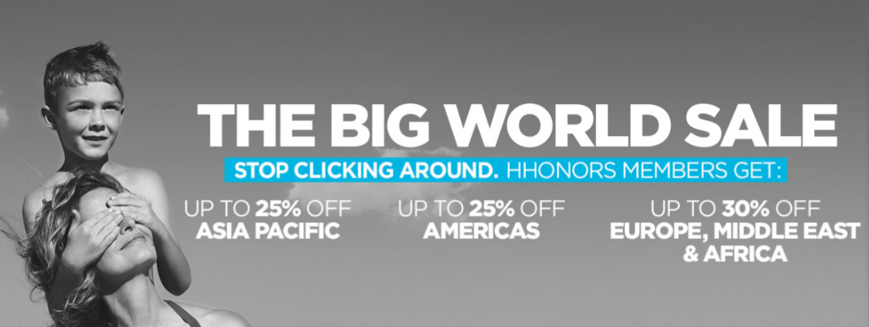 Exclusive Offers Hilton HHonors