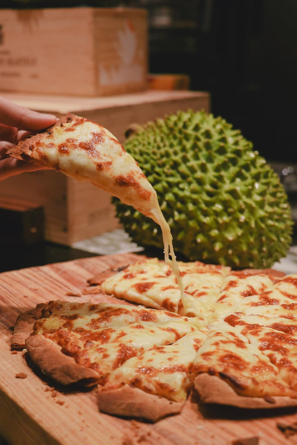 Durian-Pizza