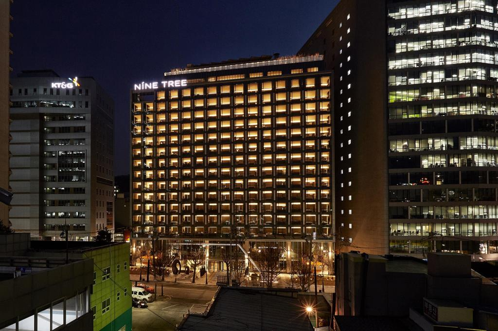 Nine Tree Premier Hotel Myeong dong 2 (14)