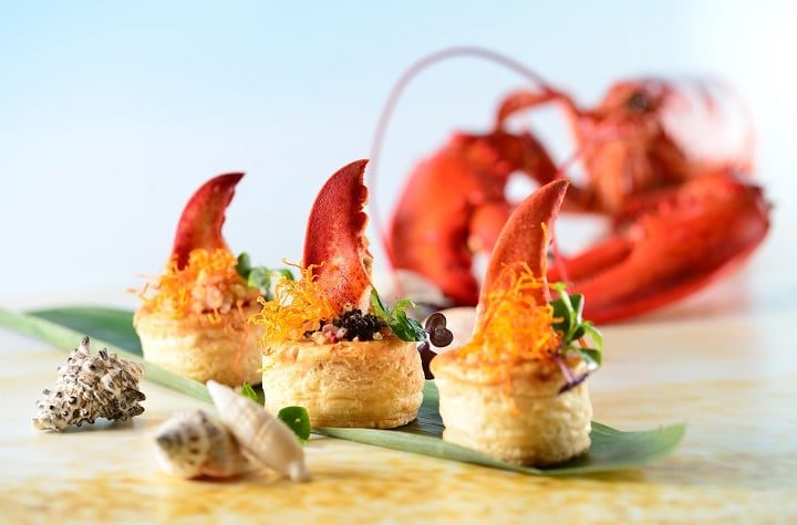 Lobster-Truffle-and-Quinoa-Vol-Au-Vent