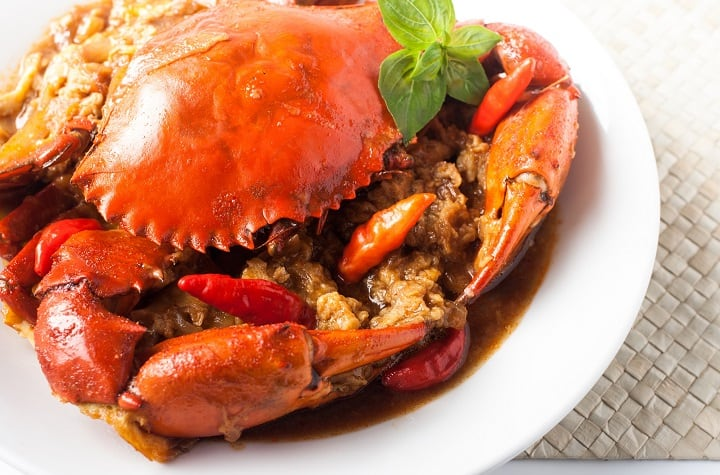 Sauteed-Crab-with-Chili-Paste-in-Thai-Style
