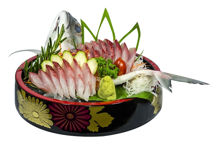 Whole-Hamachi-Sashimi