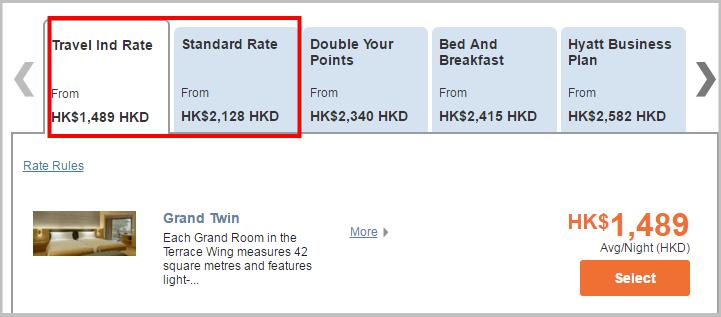 Hyatt Select Rooms Rate2