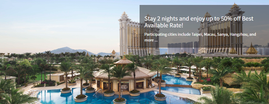 Marriott hotels 72 hour Summer Flash Sale