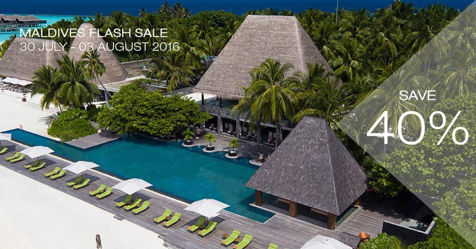 Anantara Kihavah Maldives Villas 40off