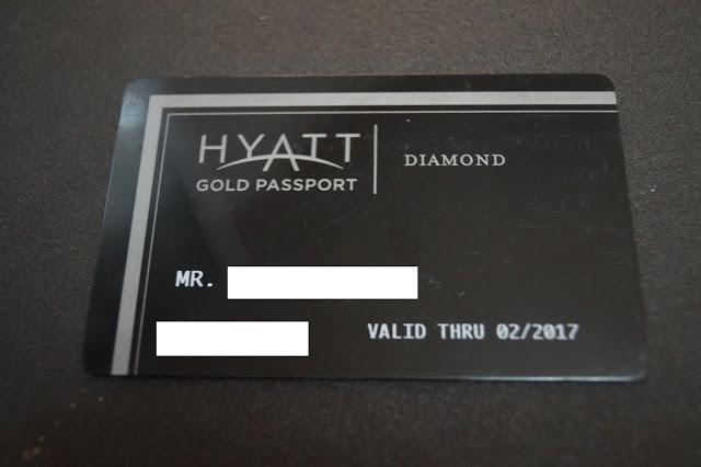 hyatt diamond card