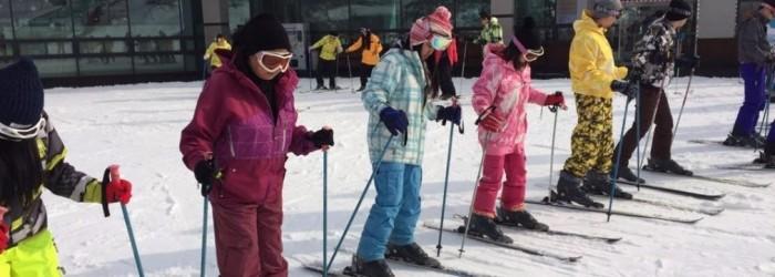 【京畿道】韓國芝山冬季滑雪一天團+隨團攝影跟拍服務