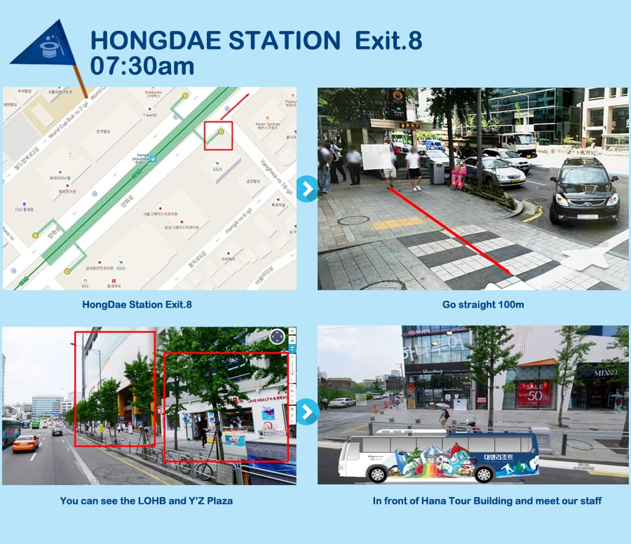hongdae_SHUTTLE_Bus
