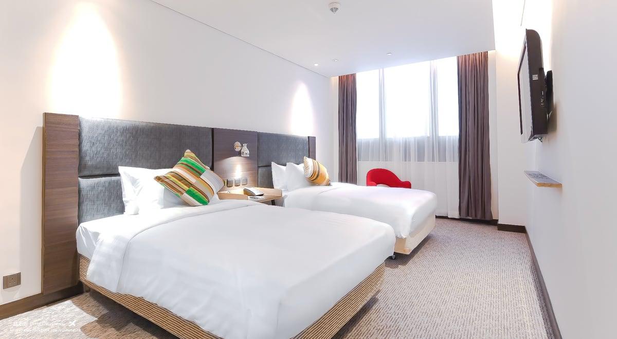 君立酒店 Camlux Hotel (1)