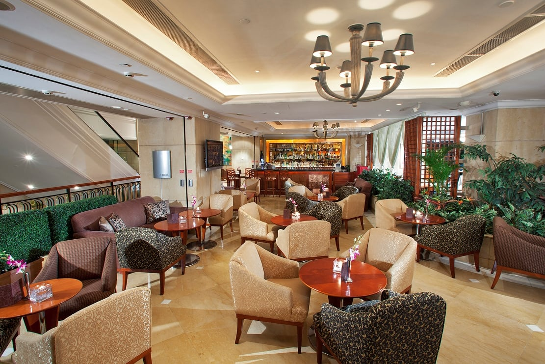 Harbour Plaza North Point- The Point Lobby Lounge_low