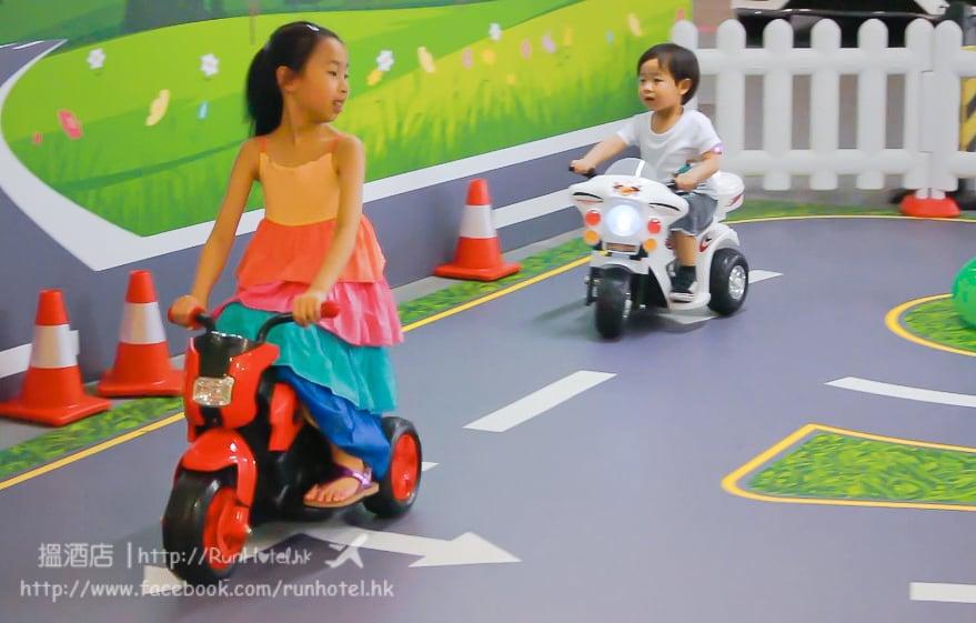 帝景酒店小型賽車 (2)
