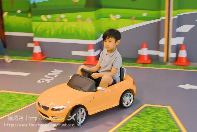 帝景酒店小型賽車 (3)