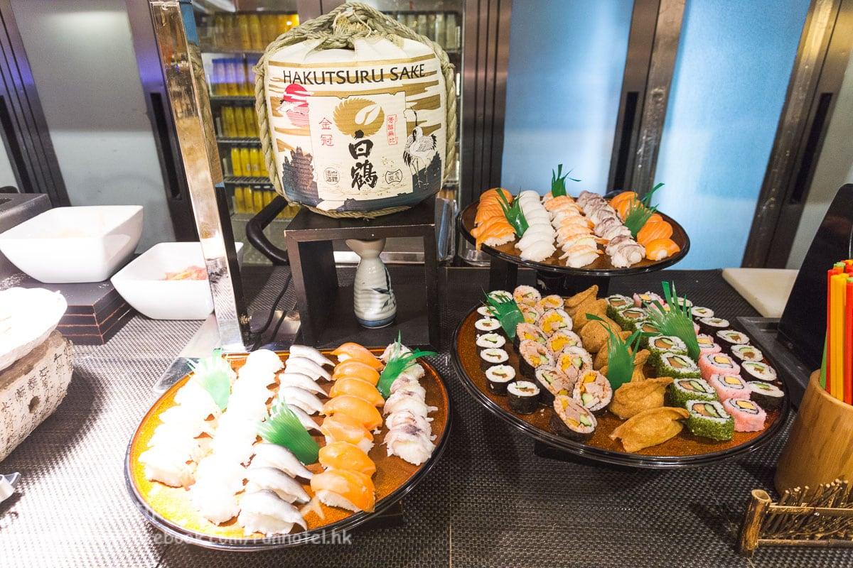 萬麗咖啡室自助餐 Cafe (31)