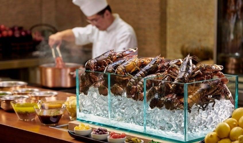 尖沙咀凱悅酒店咖啡廳