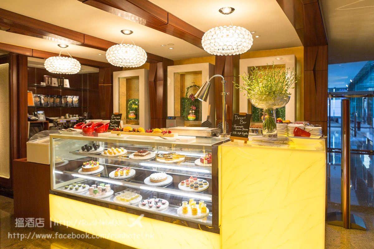 Conrad Hong Kong Garden Cafe Buffet (9)