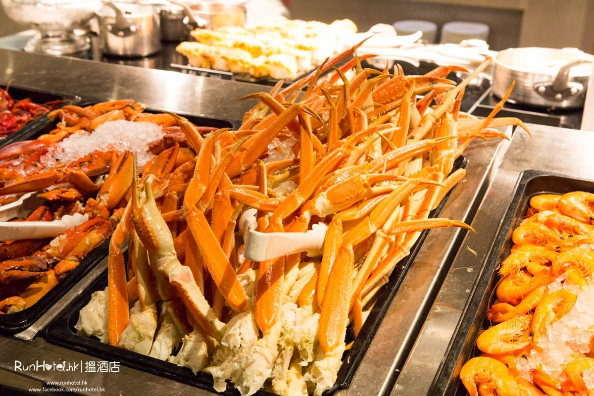 Hotel Icon the Market Buffet Food