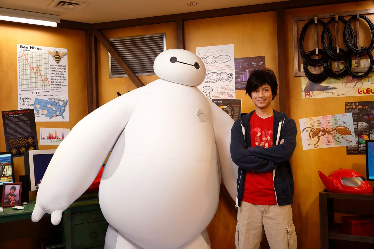 Baymax & Hiro_preview