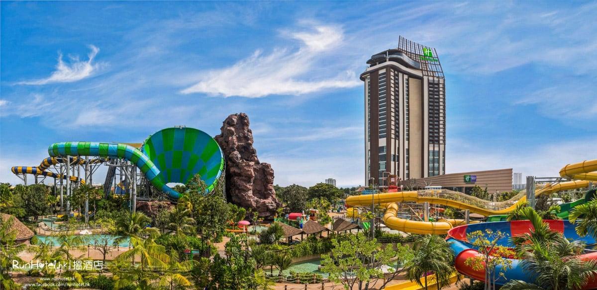 Holiday Inn Resort Vana Nava Hua Hin(華欣瓦納納瓦假日酒店&度假村)