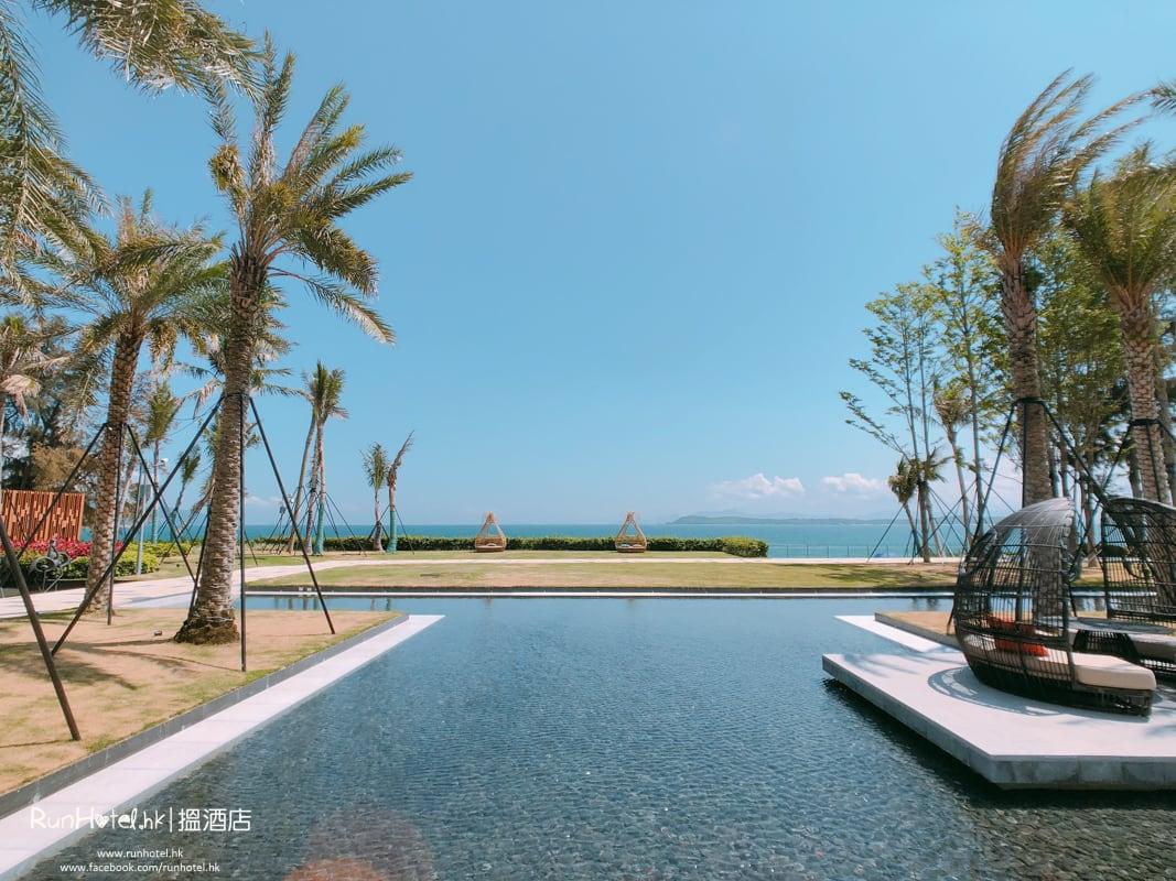 深圳佳兆業萬豪酒店泳池