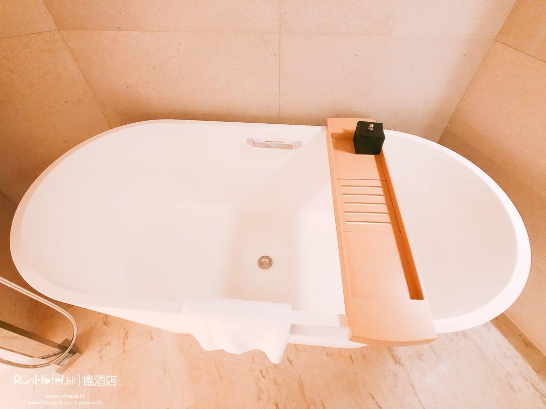 深圳佳兆業萬豪酒店浴室