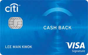 CITI-CASH-BACK