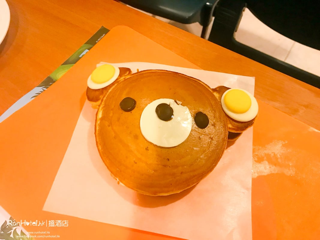 """Bear啤""鮮果銅鑼燒製作班"