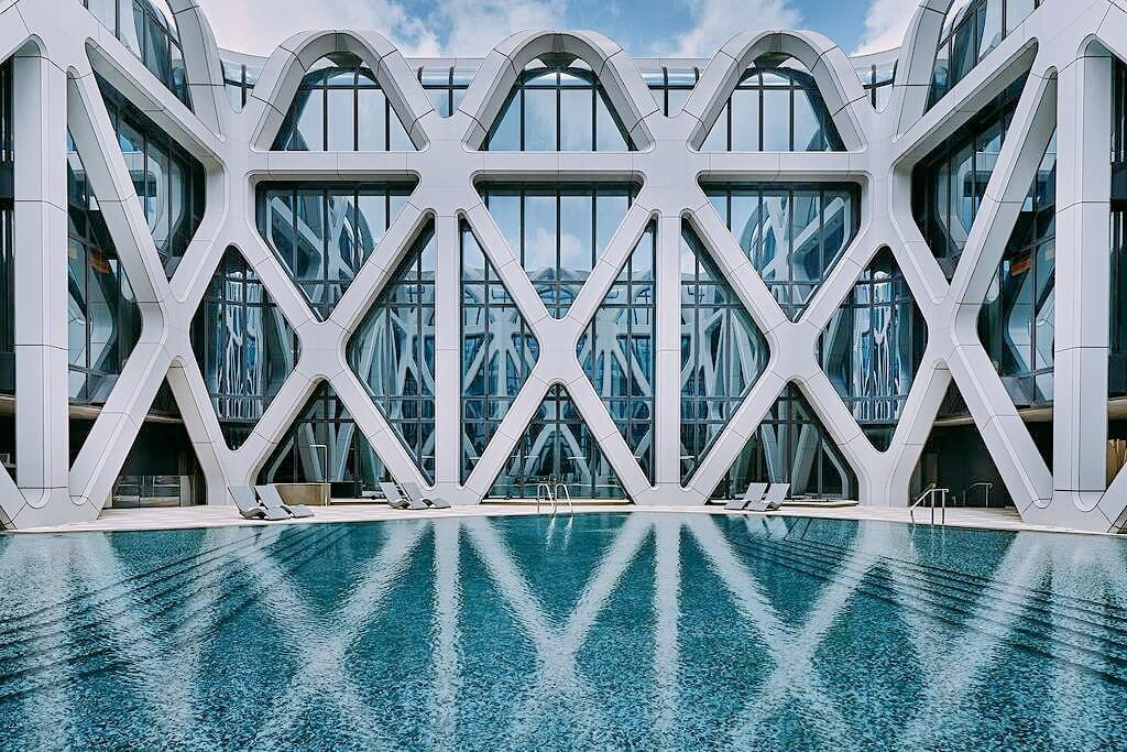 澳門摩珀斯 Morpheus 酒店 (1)