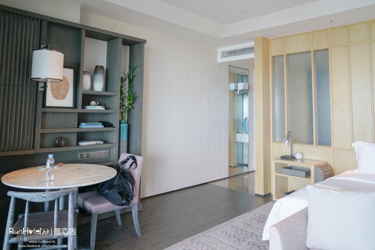 rosewood sanya hotel ocean view room