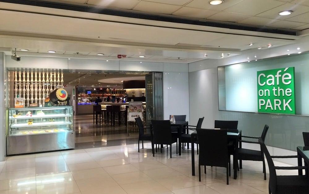 尖沙咀皇家太平洋酒店 Park Cafe