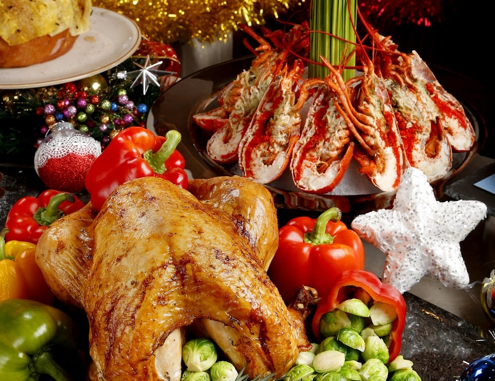 The Farmhouse Festive Buffet