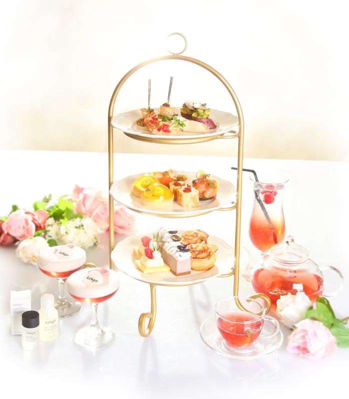 「瑰」麗之冬下午茶 (1)