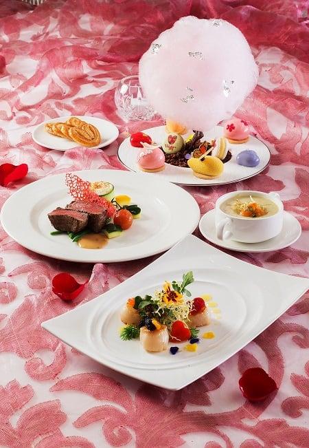帝苑廳情人節套餐 The Garden Rooms Valentine's Day Dinner