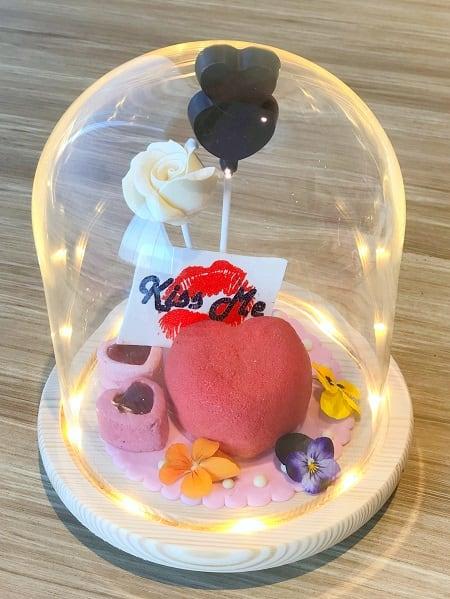 情人節限定甜品 - 溫馨無限 (1)