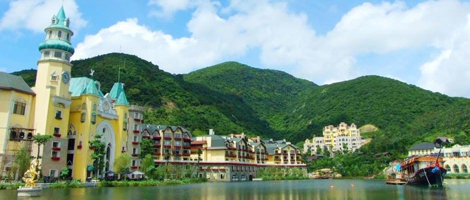 深圳東部華僑城 (2)