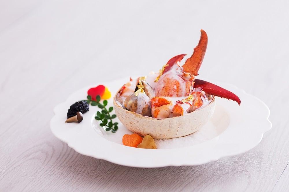 1. 海岸扒房 - 燴波士頓龍蝦 Gold Coast Prime Rib - Boston Lobster Ragout