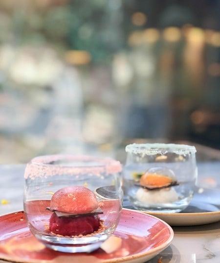 Pierside_Raspberry lime sorbet_