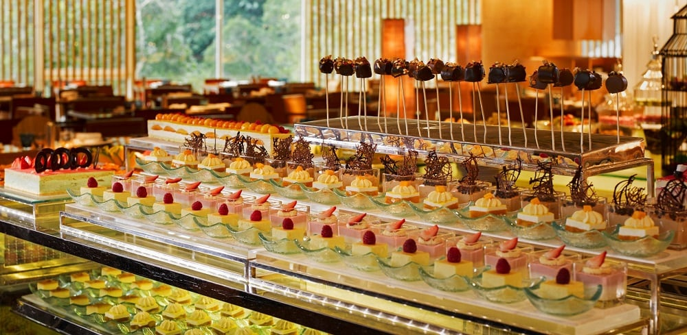 Afternoon Tea Buffet(2)