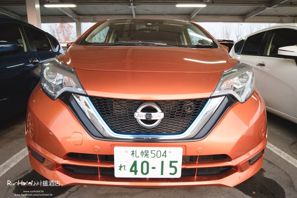 Corolla Note e-power 車