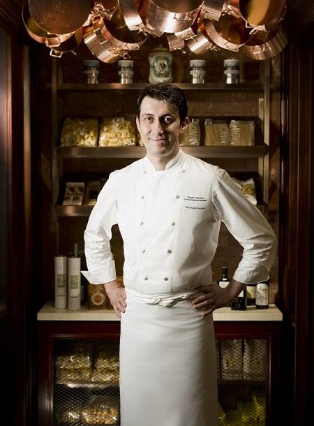 Claudio Favero