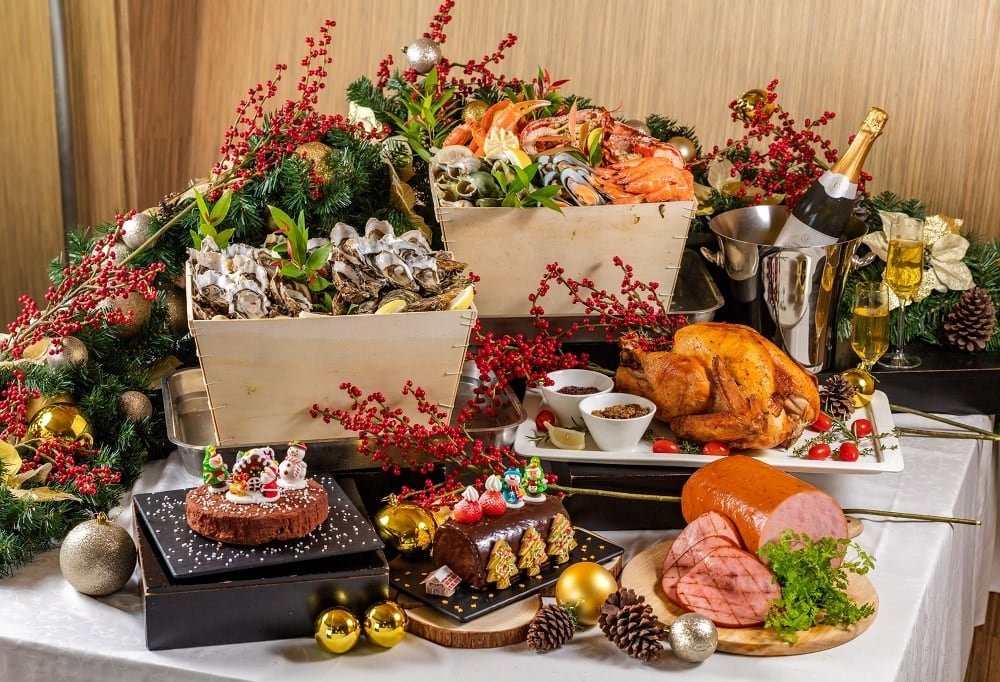HP8D_聖誕自助晚餐_Christmas Dinner Buffet