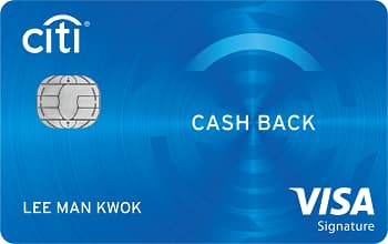 new cash back