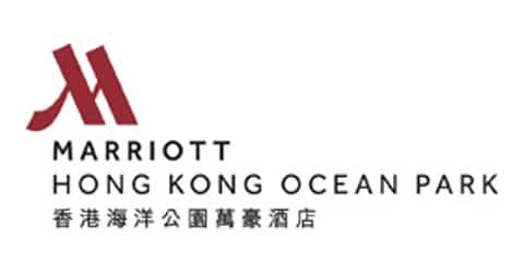 海洋公園萬豪酒店-logo