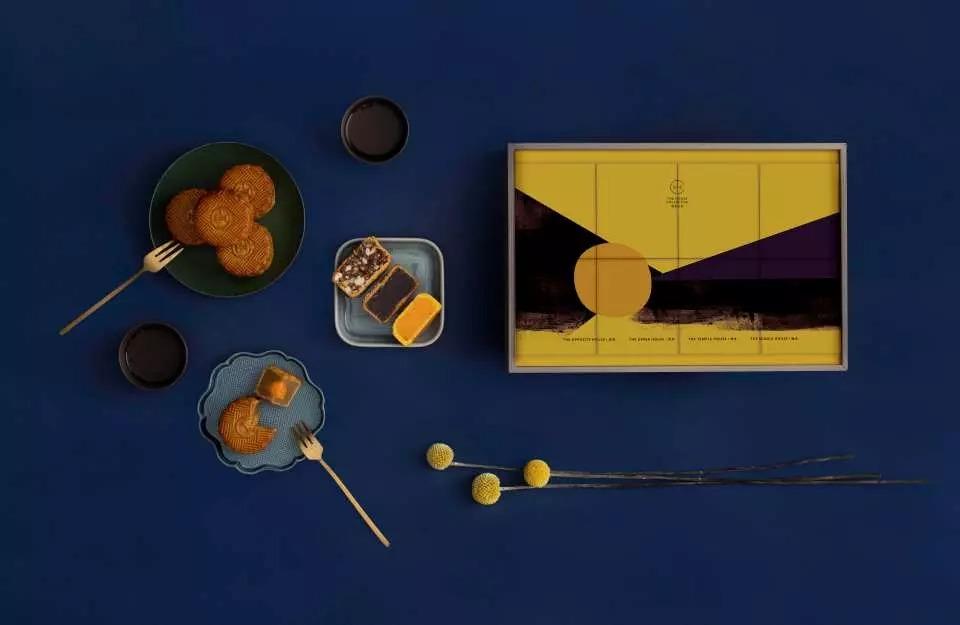 居舍系列首個月餅禮盒|香港奕居酒店 The Upper House (2)